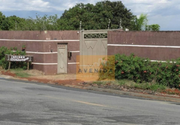 Vila Fátima, Chácara / sítio à venda, 297,93 m2