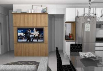 Vila Bastos, Apartamento com 2 quartos à venda, 56 m2