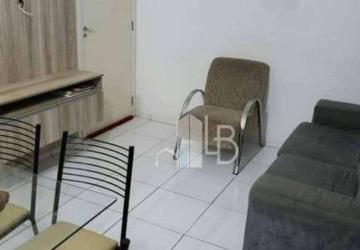 Chácaras Tubalina, Apartamento com 2 quartos à venda, 46 m2
