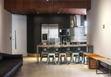 Centro, Loft com 1 quarto à venda, 50 m2