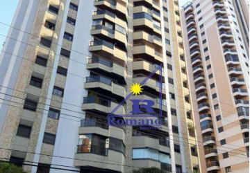 Tatuapé, Apartamento com 4 quartos para alugar, 347,97 m2