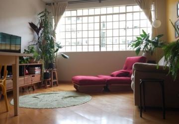 Apartamento lindo, grande e reformado no mercês
