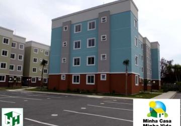 Lamenha Pequena, Apartamento com 1 quarto à venda, 36,83 m2