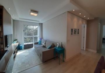 Excelente apartamento em condomínio Club próximo ao Portal de Santa Felicidade