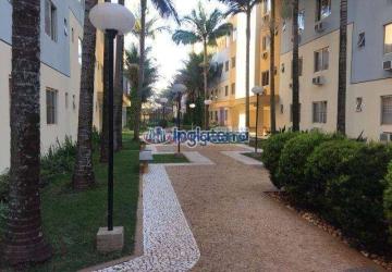 Alto da Colina, Flat com 1 quarto à venda, 17 m2