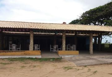 Bar Restaurante Beira Mar pé na Areia Salão com 600 m² na Praia de Atalaia-Aracaju-SE