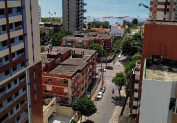 Apartamento NOVO - Beira Mar - 3 quartos - 12 andar - Entregue em Agosto/2019