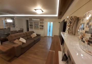 Le Jardin Apartamento mobiliado 3 quartos, 2 vagas Portão Agua Verde Curitiba
