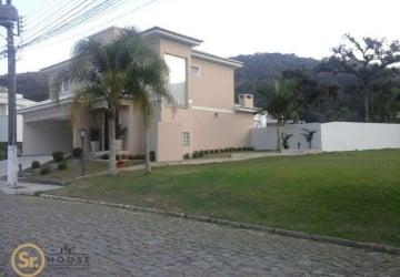 Ariribá, Casa em condomínio fechado com 4 quartos à venda, 232 m2