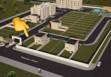 Nações, Terreno em condomínio fechado à venda, 218 m2
