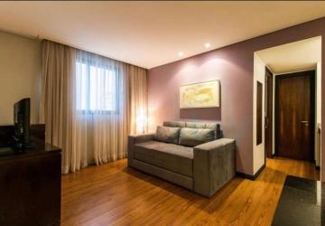 Bigorrilho, Apartamento com 1 quarto para alugar, 40 m2