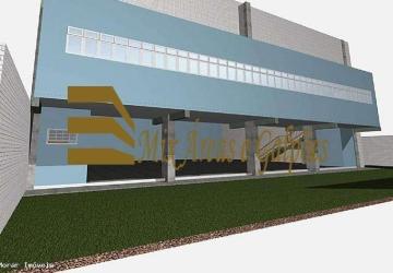 Distrito Industrial, Barracão / Galpão / Depósito para alugar, 800 m2