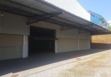 Distrito Industrial Alfredo Relo, Barracão / Galpão / Depósito para alugar
