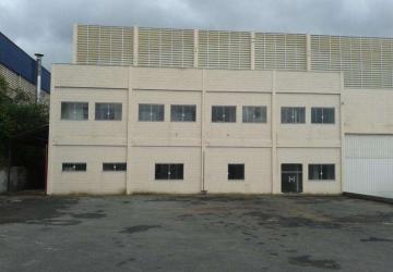 Chácara do Solar I (Fazendinha), Barracão / Galpão / Depósito à venda, 1711 m2