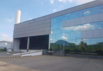 Distrito Industrial, Barracão / Galpão / Depósito à venda, 10000 m2