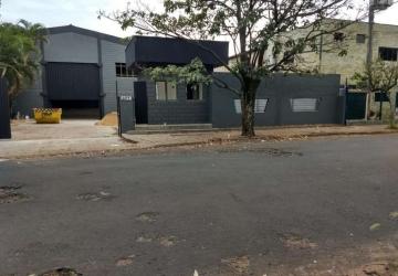 3° Distrito Industrial (Virgílio Ometto Pavan), Barracão / Galpão / Depósito para alugar, 1609 m2