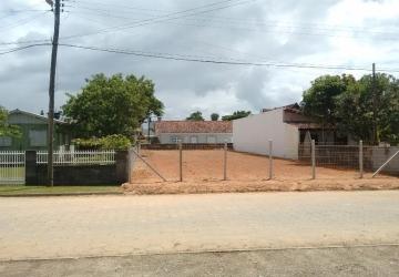Balneário Ponta do Papagaio (Ens Brito), Terreno à venda, 398 m2