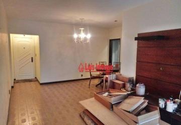 Icaraí, Apartamento com 3 quartos à venda, 110 m2