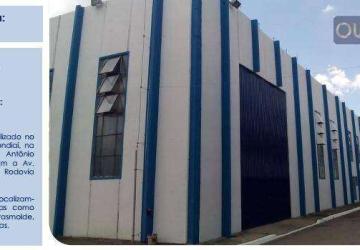 Distrito Industrial, Barracão / Galpão / Depósito à venda, 5523 m2