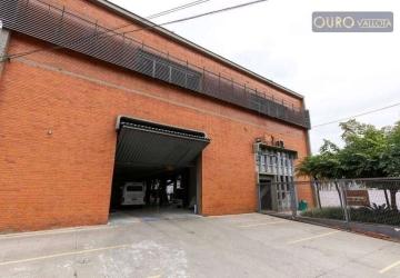 Jaguaré, Barracão / Galpão / Depósito para alugar, 2243 m2