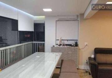 Tatuapé, Apartamento com 4 quartos à venda, 132 m2