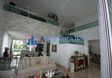 Alphaville I, Casa em condomínio fechado com 4 quartos para alugar, 1200 m2