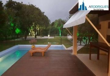 Costa do Sauípe, Casa em condomínio fechado com 4 quartos à venda, 398 m2