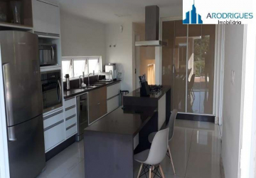 Alphaville I, Casa em condomínio fechado com 4 quartos para alugar, 650 m2