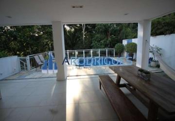 Alphaville I, Casa em condomínio fechado com 5 quartos para alugar, 750 m2