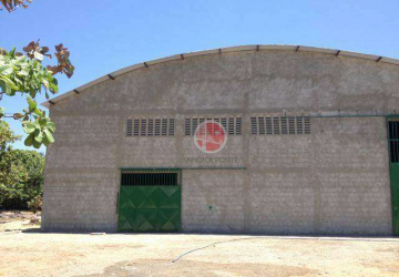 Centro, Barracão / Galpão / Depósito à venda, 1500 m2