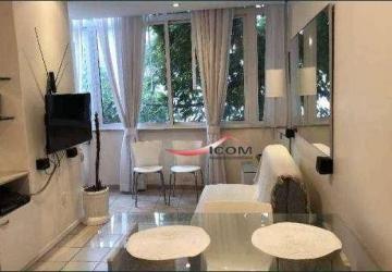 Ipanema, Apartamento com 1 quarto para alugar, 43 m2