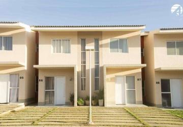 Parque Santa Maria, Casa em condomínio fechado com 3 quartos para alugar, 70 m2