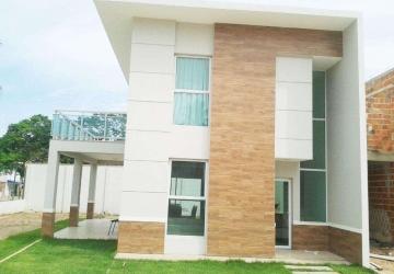 Coacu, Casa em condomínio fechado com 3 quartos à venda, 138,51 m2