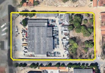 Parque Albano (Jurema), Barracão / Galpão / Depósito com 4 salas à venda, 6000 m2