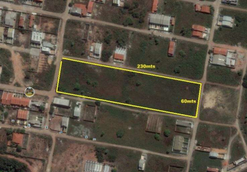 Paupina, Terreno comercial à venda, 11383 m2