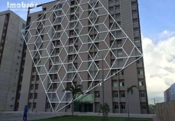 Jereissati I, Sala comercial com 1 sala para alugar, 25,56 m2