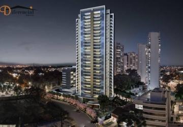 Apartamento Duplex com 4 dormitórios à venda, 477 m² por R$ 2.572.590 - Ecoville - Curitiba/PR