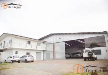 Galpão à venda, 1079 m² por R$ 1.900.000 - Guaíra - Curitiba/PR