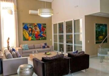 Condomínio Florais Cuiabá Residencial, Casa em condomínio fechado com 5 quartos à venda, 600 m2