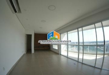 Adrianópolis, Apartamento com 3 quartos para alugar, 115 m2