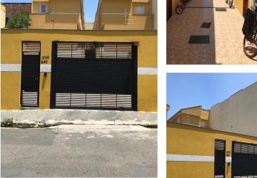Itaquera, Casa em condomínio fechado com 2 quartos à venda, 60 m2
