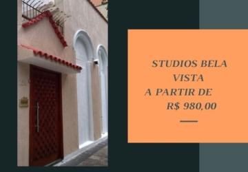 Bela Vista, Kitnet / Stúdio com 1 quarto para alugar, 16 m2