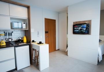 Carianos, Kitnet / Stúdio com 1 quarto para alugar, 30 m2