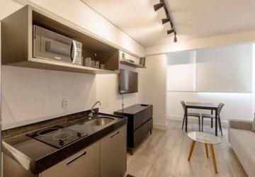 Vila Olímpia, Apartamento com 1 quarto para alugar, 52 m2