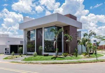 Jardins Valência, Casa em condomínio fechado com 4 quartos à venda, 288 m2