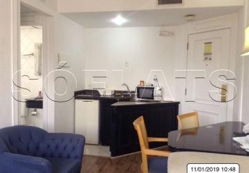 Vila Olímpia, Apartamento com 1 quarto para alugar, 33 m2