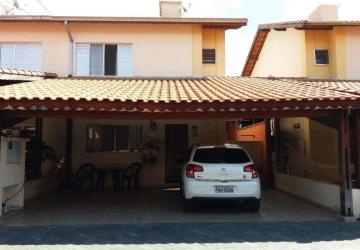 Vila Rubens, Casa em condomínio fechado com 3 quartos à venda, 125 m2