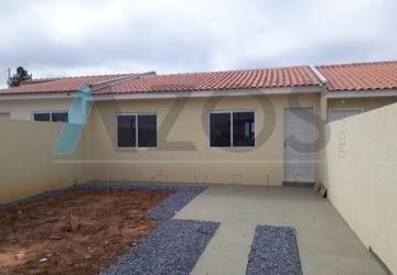 Excelente Casas em Obras com 02 dormitórios em Almirante Tamandaré