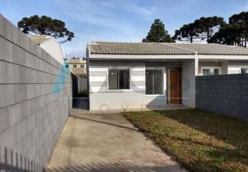 Excelente Casas com 02 dormitórios em Bocaiuva do Sul