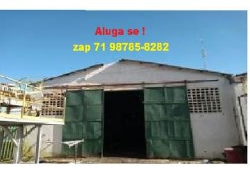 Centro Industrial de Aratu, Barracão / Galpão / Depósito para alugar, 600 m2